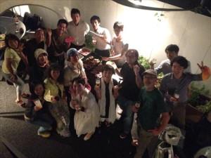 いのちの森2014反省会